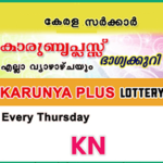 Download 01.02.2018 KN 198 Karunya Plus Kerala Lottery Results